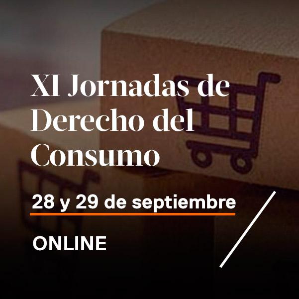 XI Jornadas de Derecho del Consumo